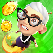 Angry Gran Up Up and Away - Jump icon