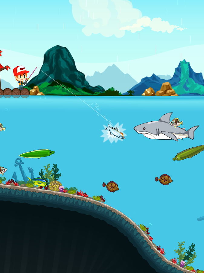 Fishing Break Screenshot 2