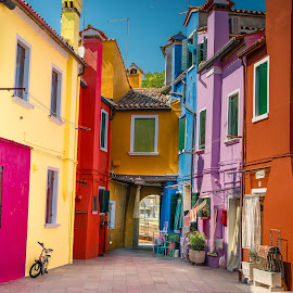 Burano. by Darijan Mihajlovic - Buildings & Architecture Public & Historical (  )
