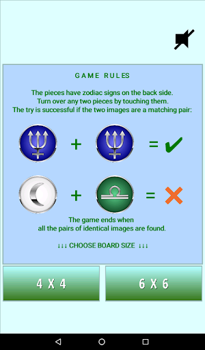 Zodiac Matching Game screenshot 6