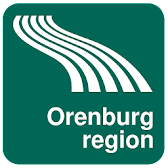 Orenburg Region Map Offline APK Icon