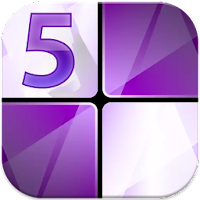 Piano Tiles 5 For PC
