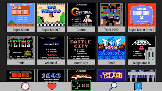 NES Emulator - Arcade Games (Full and Free Games) for pc
