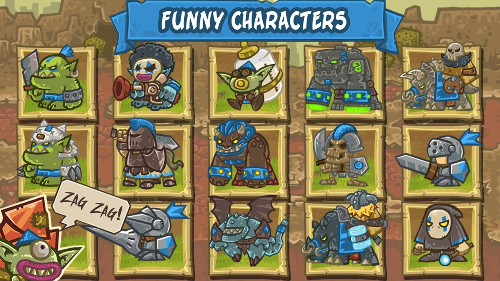 Clash of Monsters - CoM Screenshot 3