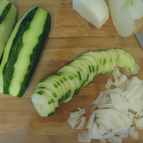 Cooling Cucumber Salad