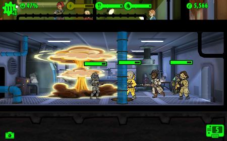 Fallout Shelter 1.2.1 screenshot 152566