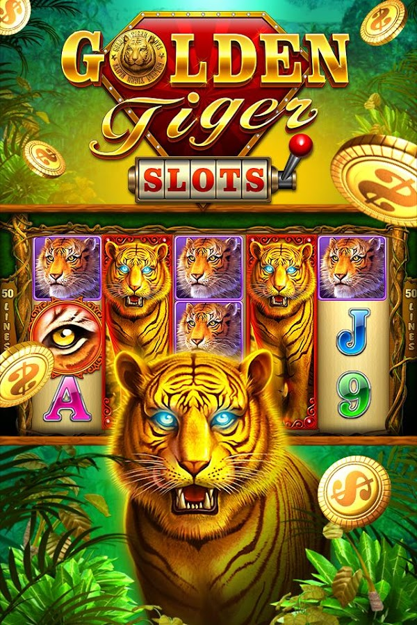 Golden Tiger Slots- free vegas Screenshot 2