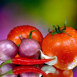 Red by Asif Bora - Food & Drink Ingredients (  )