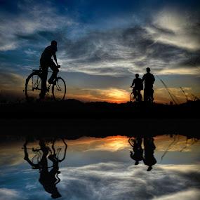 by Subir Majumdar - Transportation Bicycles