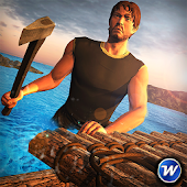 Game Raft Survival War Hero APK for Windows Phone