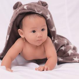 Nara by Lalu Mahendra - Babies & Children Babies ( mielafoto kids babyborn cute, baby )
