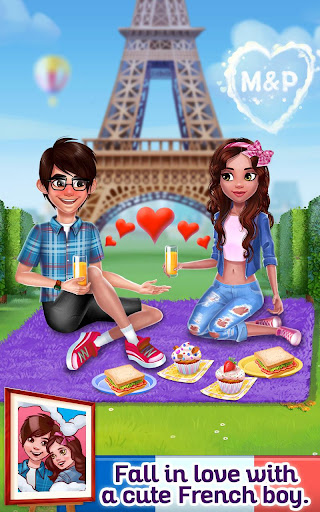 Love Story in Paris - My French Boyfriend For PC