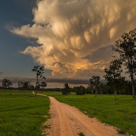 by Mark D Heath - Landscapes Cloud Formations