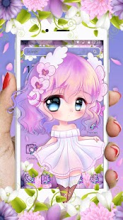 Cute Princess Kawaii Girl Theme💃
