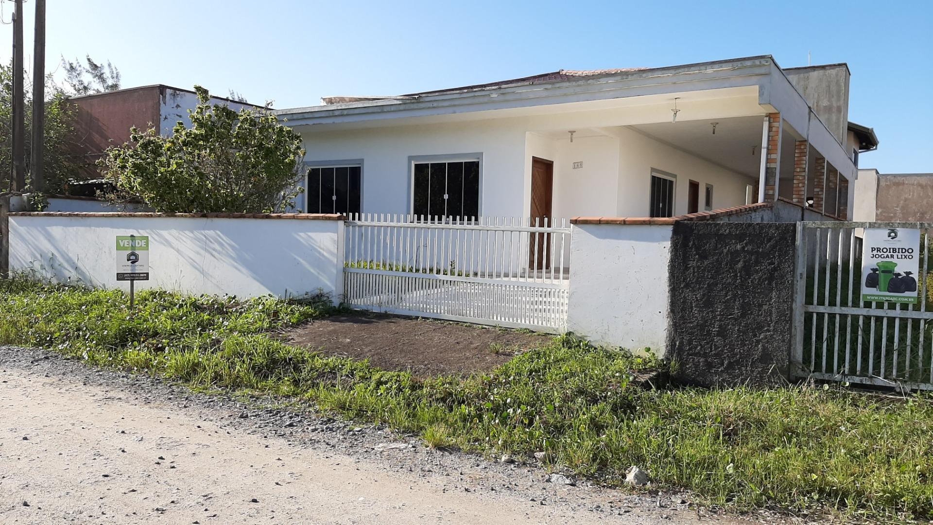 Casa com 3 dormitórios à venda, 138 m² - Itapema do Sai II - Barra do Saí