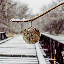 Woodland Holiday by Bill Phillips - Artistic Objects Jewelry ( winter, seasons, snow, holidays, landscapes,  )