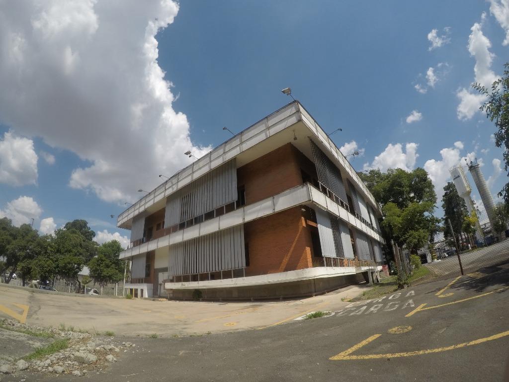 Prédio administrativo - Locação em Taboão da Serra
