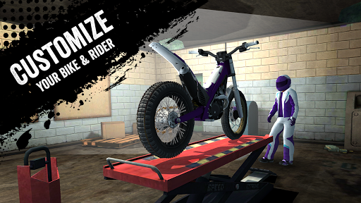 Viber Xtreme Motocross - screenshot