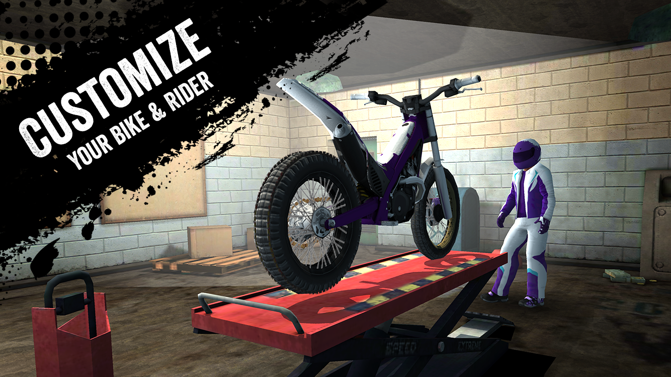 Viber Xtreme Motocross Screenshot 4