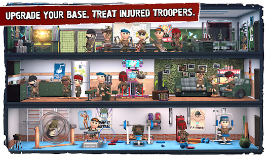 Game Pocket Troops APK for Windows Phone