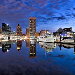 Baltimore Harbor Sunrise-1.jpg