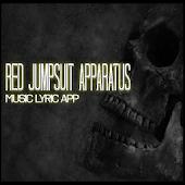 Free Red Jumpsuit Apparatus-Music Lyrics APK for Windows 8