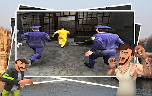 Game لعبة هروب المجرد من السجن APK for Windows Phone