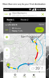 Download Android App MapQuest GPS Navigation & Maps for Samsung