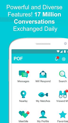 POF Free Dating App screenshot 8