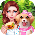 Game Fashion Doll - Pet Picnic Day APK for Windows Phone