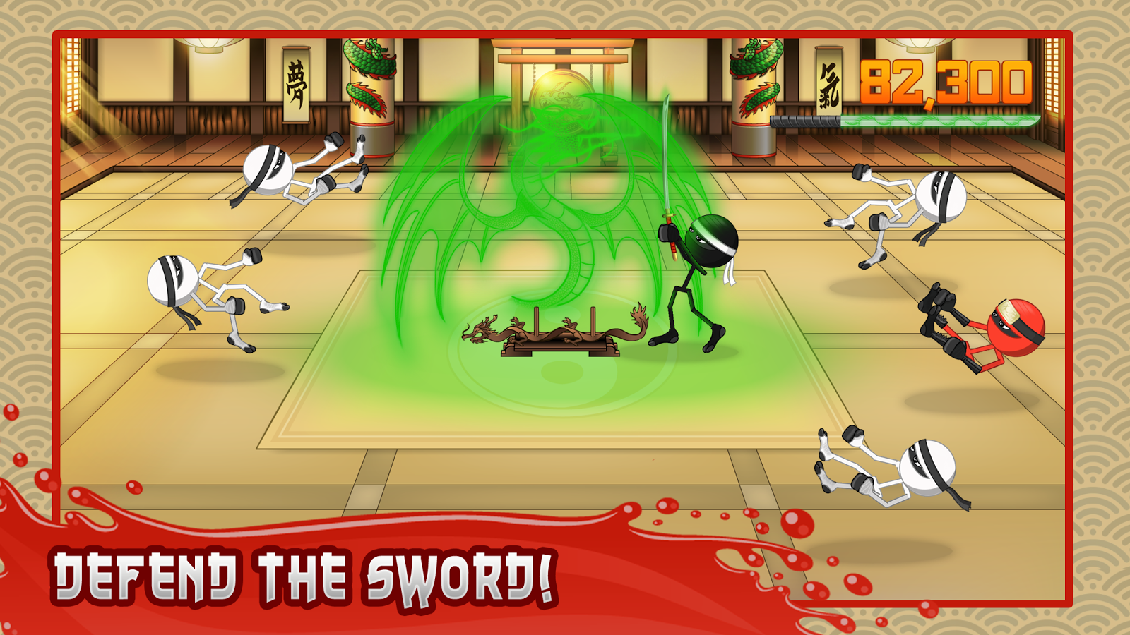 Stickninja Smash Screenshot 3