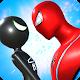 Spider vs Stickman Navy Battle