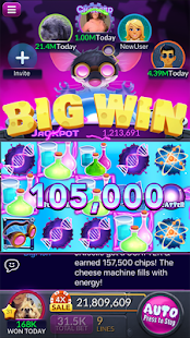 Game Big Fish Casino™ – Free Slots APK for Kindle