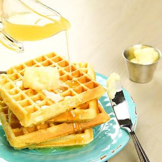 Cornmeal Waffles Recipes