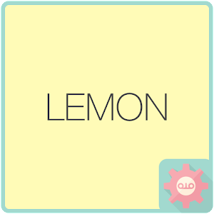 Colorful Talk - Lemon ???? ??