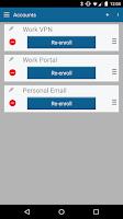 Screenshot of SecureAuth