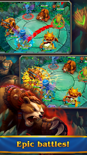 Game Warpets - gather your army! APK for Kindle