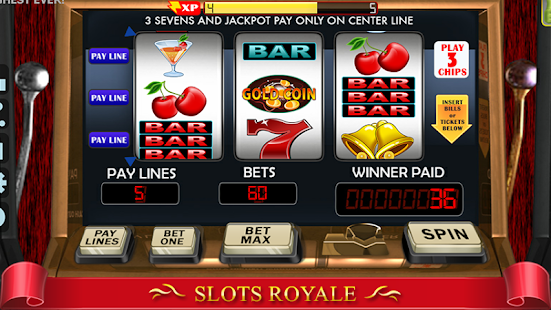 slots royale games