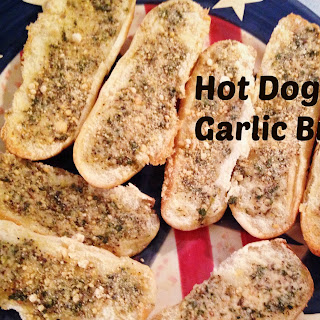 Hot Dog Bun Garlic Bread Recipes