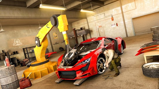 Car Mechanic Auto Workshop Repair Garage for pc