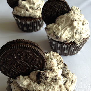 Oreo Cookie Cupcakes Recipes