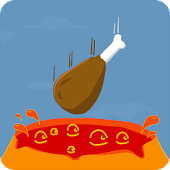 Game Feed your Volcano apk for kindle fire