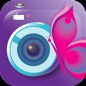 Free Download Girl Selfie Camera Pic Frames APK for Samsung