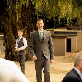 by Yolanda Groenewald - Wedding Groom