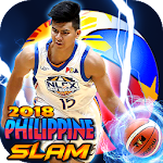 Philippine Slam! 2018 - Basketball Slam! Icon
