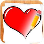 App How to Draw Love Hearts APK for Kindle