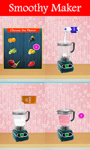 Smoothy Maker - screenshot