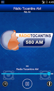 Rádio Tocantins AM - screenshot