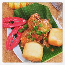 Malaysian Chilli Crab Seafood Extravangza