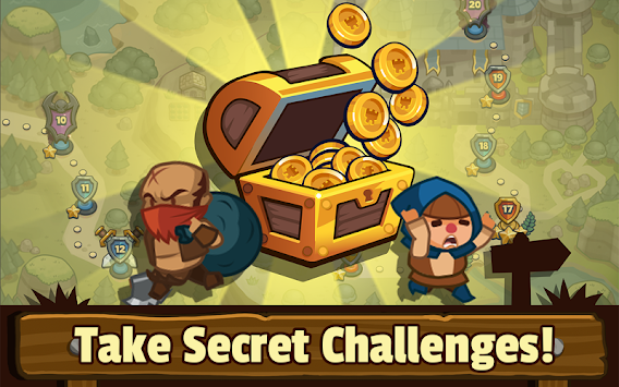 Realm Defense: Fun Tower Game APK screenshot thumbnail 12